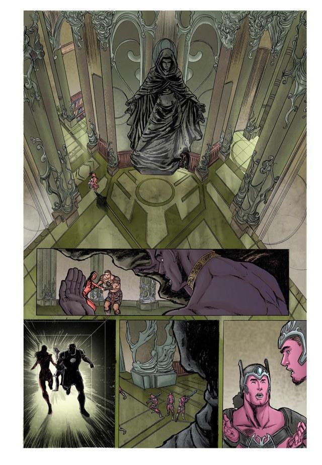 Warlord of Mars #34 Page 02_Dijjo